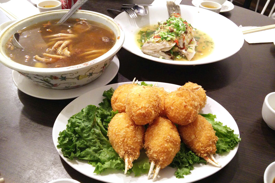 The Best Hainanese Chicken Rice & Private Menu for CNY in Toronto